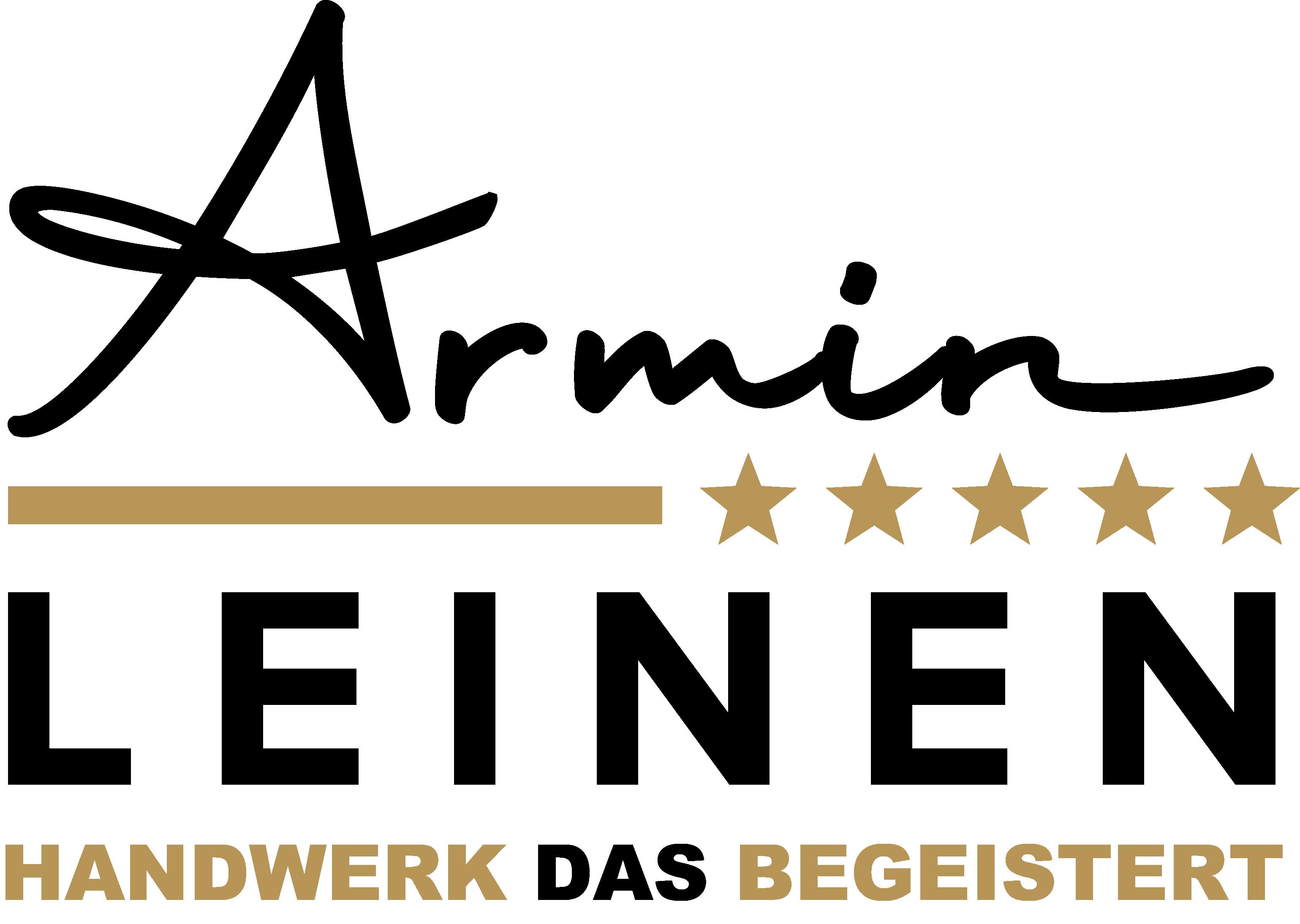Armin Leinen 5 Sterne für Exzellenz